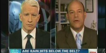Anderson Cooper Carries Water For Romney's Time At Bain