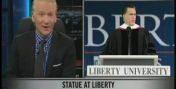 Bill Maher Knocks Liberty University: It Cheapens My Degree From A Real School
