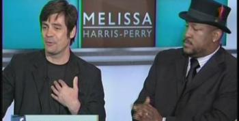 Nick Gillespie Compares Melissa Harris-Perry To Castro