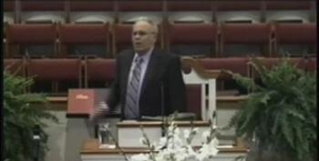 NC Pastor: Put An Electric Fence Around Gays And Lesbians To Make Sure They 'Die Out'
