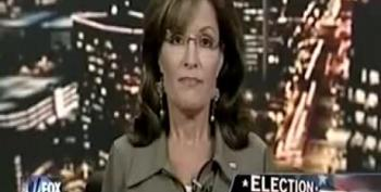 Palin Advises Romney: 'Go Rogue' And Use Rev. Wright To Attack Obama