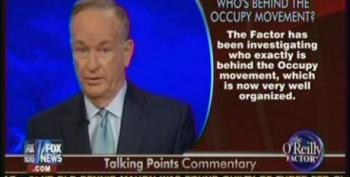O'Reilly: Occupy Movement Now Being Run Out Of Washington By 'Professional Agitators'
