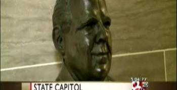 Missouri Taxpayers Fund 24-Hour Security Camera For Limbaugh Statue