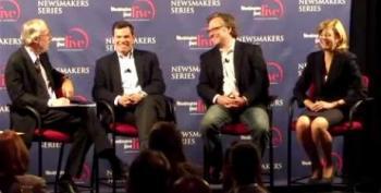 Adviser Brags Romney Told Joke About Firing Hotel Maid