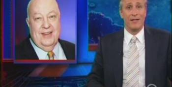 Jon Stewart Hits Back At Roger Ailes For Claim That Stewart Called Himself A Socialist