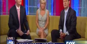 'Fox And Friends' Airs 4-minute Anti-Obama Attack Ad