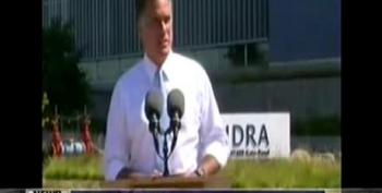 Romney Aides Feared Obama Conspiracy To Block Solyndra Visit