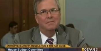 Jeb Bush Slams Norquist's Tax Pledge: Don't 'Outsource Your Principles'