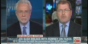Norquist: Bush Insulted Romney With Remarks On Tax Pledge
