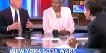 George Will Uses Bloomberg's Soda Ban To Blast Climate Change Laws