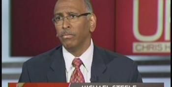 Michael Steele Denies That There's Any Racism Involved In GOP Voter Suppression