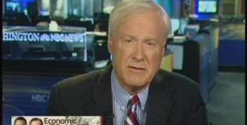 Chris Matthews Rants On About President Obama Not Being Bold And Supporting Simpson-Bowles