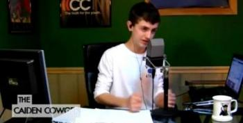 14-Year-Old Conservative Host Says Obama Is 'Making Kids Gay'