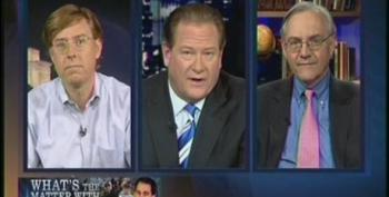 Ed Schultz Discusses Workers Voting Against Their Own Economic Interests With Thomas Frank And E.J. Dionne