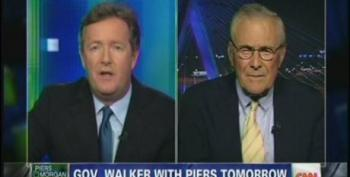 CNN Thinks America Cares About What Donald Rumsfeld Thinks About Anything