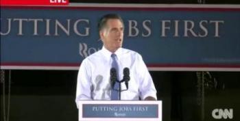 Romney Pledges Not To Be 'President Of Deception' Like Obama