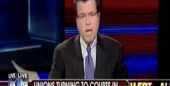 Cavuto: Cut Union Pensions Because They Don't Need 'Chateaubriand' Steak Every Night