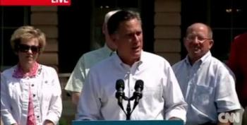 Romney: Obama Didn't 'Get The Message Of Wisconsin' About Cutting Teachers, Firefighters