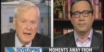 Chris Matthews Likens 'Idiot' Conservative Economics To 'First Grade' Thinking