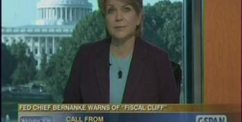 This Is Your Brain On Fox: Arkansas C-SPAN Caller Misquotes Paul Krugman