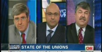 Richard Trumka Takes Stephen Moore To Task For Defending Going After Union Pensions