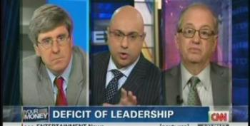 Ali Velshi Allows Stephen Moore To Filibuster Norm Ornstein