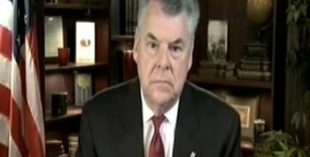 Peter King: Drones 'Carry Out The Policies Of Righteousness And Goodness'
