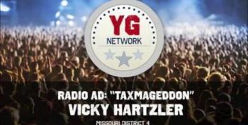 Vicky Hartzler's Reward Ad