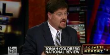 Jonah Goldberg Pretends GOP Obstruction Hasn't Been Doing Damage To The Economy