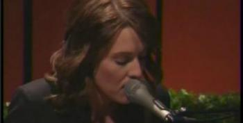 Brandi Carlile On 'The Tonight Show': 'That Wasn't Me'