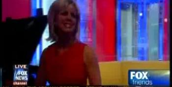 Gretchen Carlson Walks Off Set After Sexist Remark By Co-Host