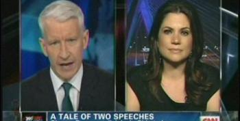 Anderson Cooper Explains To Romney Adviser That CBO Doesn't Work For The Obama Administration