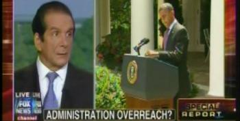 Foxheads Freak Out Over Obama Immigration Plan: Brewer, Krauthammer Denounce 'Lawlessness'