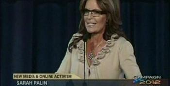Palin Gives Props To Right Wing Bloggers At Right Online Conference