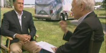 Romney: President Has The Power To Act Unilaterally Against Iran