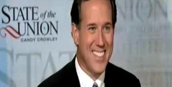 Santorum: Obama Broke Oath Of Office With Immigration, DOMA Policies