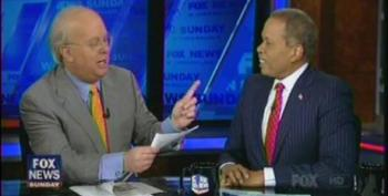 Karl Rove Yells At Juan Williams For Telling The Truth About Romney's Economic Plan