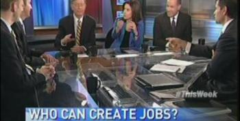 George Stephanopoulos Allows Tim Pawlenty To Get Away With Claim That Romney Would Have Saved The Auto Industry