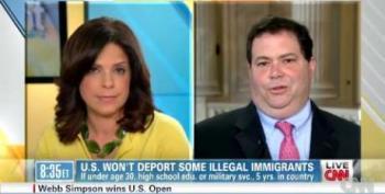 Republican Rep.: Young Immigrants 'Had A Say' In Crossing Border
