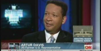 Blue Dog Artur Davis Refuses To Go Away Quietly