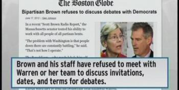 Scott Brown Pulls Out Of Kennedy Institute Debate