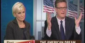 Scarborough On Presidential Candidates: Neither One Of These Goobers Seem To Understand The American Dream