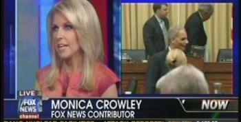 Monica Crowley: 'Kooks' In Democratic Party Have Taken U.S. 'On A Socialist Joyride'