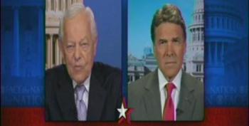 Rick Perry Calls President Obama's Use Of Executive Privilege 'Nixonian'