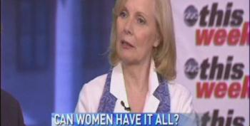 Peggy Noonan Loses Her Train Of Thought While Rambling On About Atlantic Article On Women