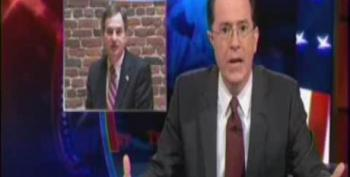 Stephen Colbert Has A Field Day With GOP Candidate Richard Mourdock