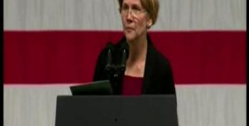 Elizabeth Warren: 'No, Mitt, Corporations Are Not People'