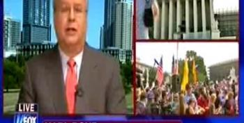 Rove Devastated: Health Care Ruling Is A 'Boost' For Obama
