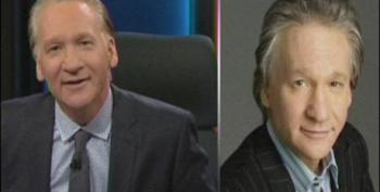 Bill Maher Suggests Himself As Mitt Romney's Running Mate