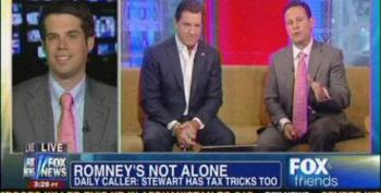 Fox And Friends Attacks Jon Stewart For Making A Lot Of Money